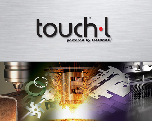 TouchL 490x392 Touch Screen for Laser Cutting Machines
