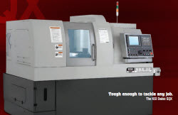SQX 38 9,000 Lbs of Muscle   The KSI Swiss Screw Machine