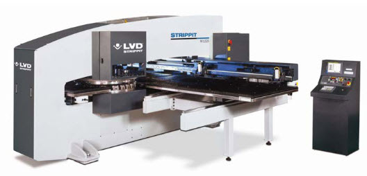 M Series LVD/ Strippit M Series Turret Punch