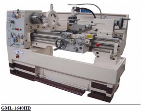 1640 Lathe 300x231 Heavy Duty Precision Gap Bed Lathes
