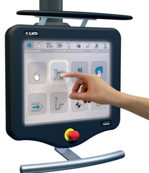 cadman control The CADMAN® Touch by LVD Strippit