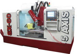 fryer 5 axis tilt   Machine Tool Tax Savings! Now is the time!