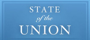 state of the union 300x136 State of the Union: Manufacturing a Hot Topic