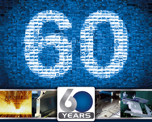LVD 60 490x392 LVD COMPANY CELEBRATES 60 YEARS OF SHEET METALWORKING INNOVATION