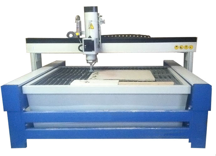 6 x 4  Water Jet Cutter- 55K psi - Great for a Job Shop- Blanking and Prototypes - Water Jet - Caldwell-Machinery