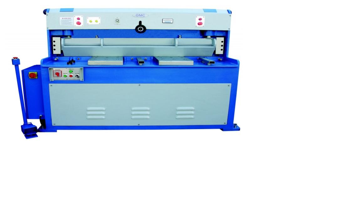 Heavy Duty Hydraulic Shear - Support Equipment - Caldwell-Machinery