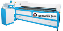 1000 W Laser  - Laser Cutting System - CA-Machinery