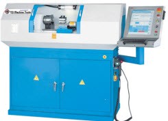 Mini CNC Lathe - Turning Center - CA-Machinery
