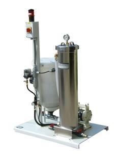 Overflow To Drain - Support Equipment - CA-Machinery