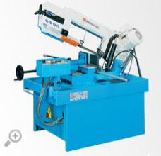 SBS 230 Semi-Automatic Swivel Miter Band Saw - SAWS - CA-Machinery