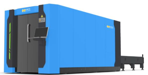 HFL X Series - Compact Sheet Metal Cutting Machine - Fiber Laser - HACO