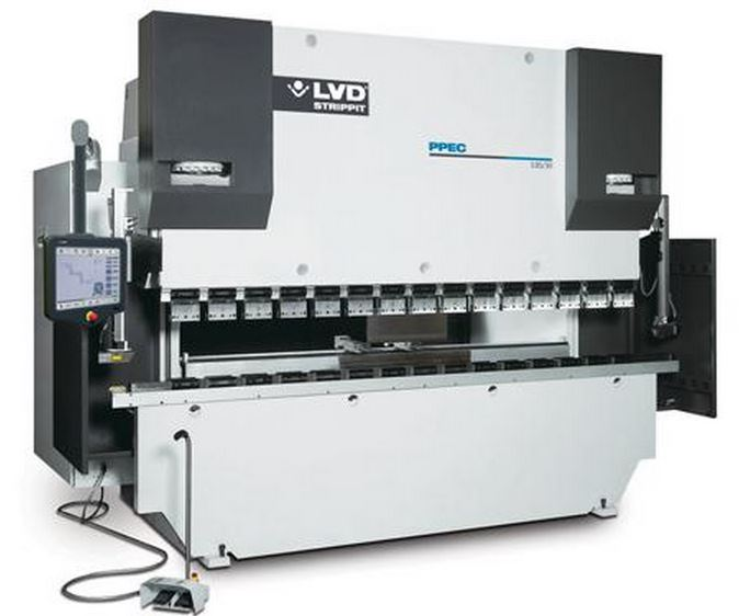 39 to 700 tons  PPEC - Made in America - 7 axis - Press Brake - LVD-Strippit